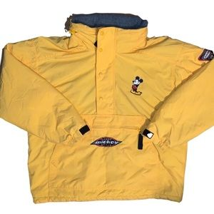 Mickey Mouse Disney pullover jacket